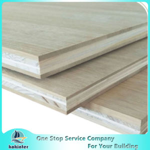 Bamboo and Wood for Solid Wood and Bamboo Furniture Board pictures & photos