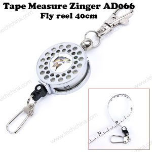 Popular Fishing Tool Tape Measure Zinger Fly Reel 40 Cm pictures & photos