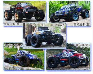 Radio Control Toy RC Model Car 1 10 RC Truck pictures & photos