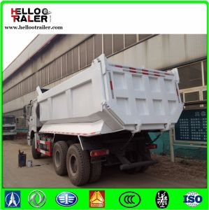 China 6X4 Tipper Truck 30t Sinotruk Heavy Lorry Dump Truck pictures & photos