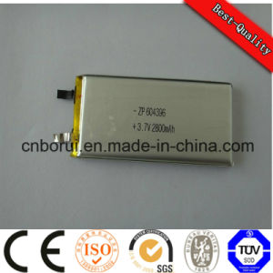 3.7V 700mAh Lithium Ion Battery for Cordless Phone pictures & photos