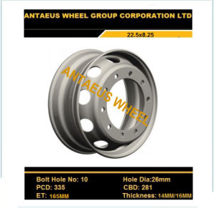 Truck Wheel Rim 22.5x8.25