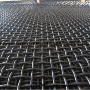 Low Carbon Steel / High Quality Mining Screen Mesh for Mining, Quarry pictures & photos