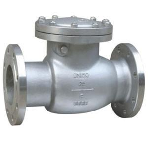 Flanged Swing Type Check Valve