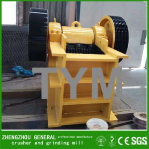 PE Series 400*600 Type Jaw Crusher Specifications pictures & photos