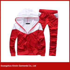 Wholesale Customized Men Blue Sport Suit (T107) pictures & photos