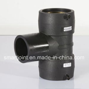 HDPE Ef Tee Equal Tee pictures & photos