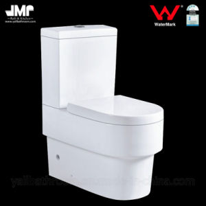 Watermark Wc Dual Flush Sanitary Ware Ceramic Toilet pictures & photos