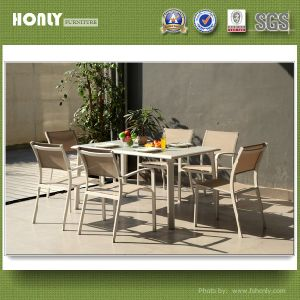Outdoor Furniture Aluminum Sling Outdoor Furniture - China Outdoor