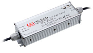 100W Cen-100 Single Output LED Power Supply pictures & photos