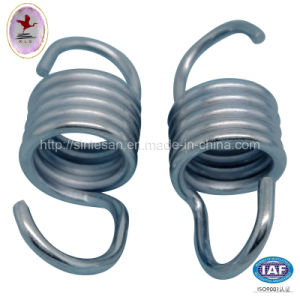 Zinc-Plated Extension Spring for Auto