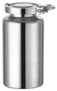 Stainless Steel Pharmacy Bottle pictures & photos