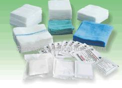 Disposable Medical Supply Gauze Swabs, Gauze Pads, Gauze Sponge pictures & photos