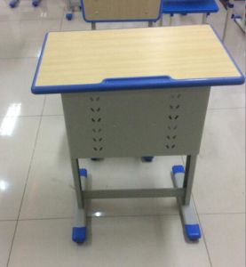 Classroom Student Desk and Chair with Top Quality pictures & photos