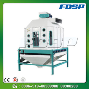 Counter Flow Cooler/ Swing Flap Cooler Wood Pellet Cooling Machine pictures & photos