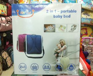 2in1 Portable Crib Baby Bag. Collapsible Bag. Baby Carry Cot pictures & photos