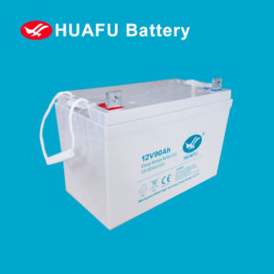 12V 90ah Sealed Gel Battery Power Battery pictures & photos