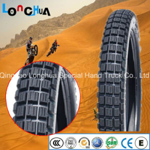 America Hot Sale Motorcycle Tire with Cross Country Pattern pictures & photos