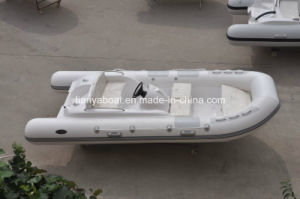 Liya Luxury PVC and Hypalon Rigid Hull Inflatable Boat pictures & photos