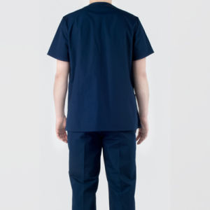 Scrubs Tops New Fashion Hospital Uniform for Doctor pictures & photos