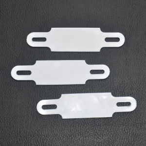 Cable Marker Tag in White PVC pictures & photos