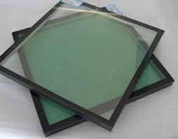 Solar Reflective Bule and Green Low E Insulated Glass pictures & photos