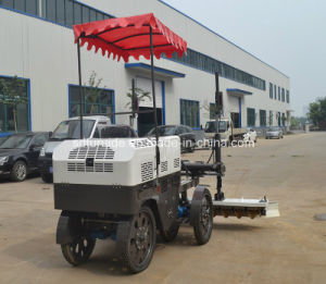 Ride-on Floor Level Vibratory Laser Screed Concrete for Sale (FJZP-200) pictures & photos