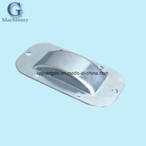 Aluminum Polished CNC Turning Deep Drawings Parts pictures & photos