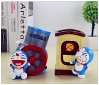 Creative Custom Cats Pen Container, Crafts Pen Holder with Saving Money Box pictures & photos