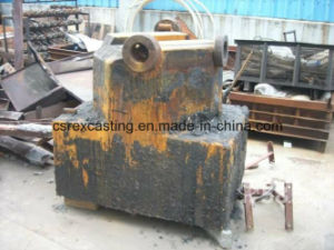 Cast Steel Pier Base with Sand Castings pictures & photos