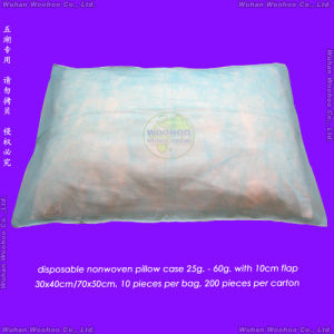 Disposable PP Pillow Cover pictures & photos