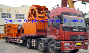 Cheap Sand Washing Dredger pictures & photos