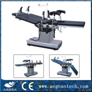 AG-Ot003 Surgical ISO&CE Approved Electric Operating Table pictures & photos