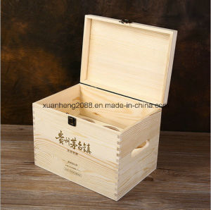 Customized Gift Packing Wooden Box pictures & photos