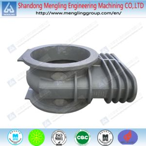 China Factory Ductile Iron Green Sand Casting
