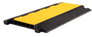 Yellow Jacket Outdoor 5 Channel Rubber Cable Ramp Cable Protector pictures & photos
