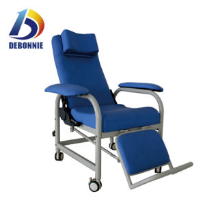 Professional Manual Foldable Dialysis Chair with Best Price