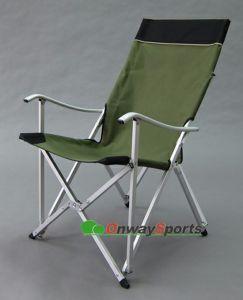 Reclining Camping Chair Lightweight Aluminium Folding Camping Chair
