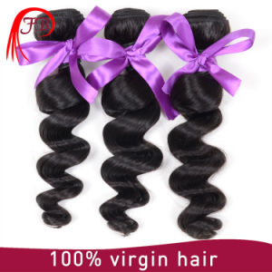 Fast Shipping Good Feedback Virgin Brazilian Hair Loose Wave pictures & photos