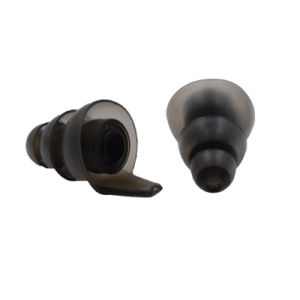 High-Flexible Plush Ear Plugs: high fidelity, washable, durable, triple-size pictures & photos