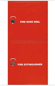 Fire Hose Rell Cabinet Fl08 pictures & photos