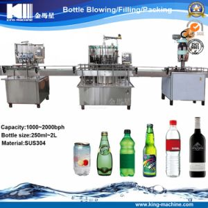 Linear Type Beverage Filling Line for Drinking Water pictures & photos