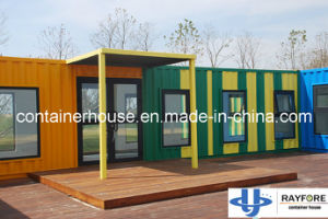 Beach Container House with Fashion Design pictures & photos