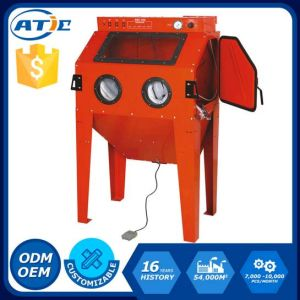 350L Capacity Industrial Cabinet Sandblaster pictures & photos