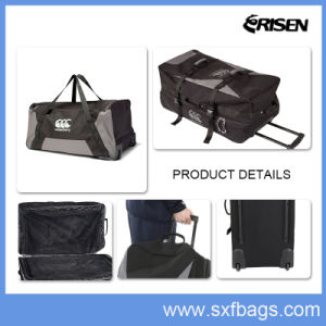 China Supplier Wheeled Market Trolley Bag with Good Price pictures & photos