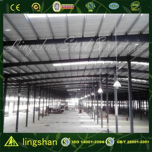 Prefabricated Moudlar Grain Warehouse Building pictures & photos