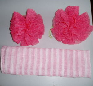 Exfoliating Bath Body Nylon Back Scrubber (JMC-429C) pictures & photos