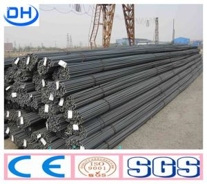 HRB400 HRB500 Reinforcing Steel Rebar in Tangshan China pictures & photos