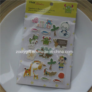 DIY Adhesive 3D Scrapbook Handmade Paper   Craft Glitter   Dimensional Stickers pictures & photos