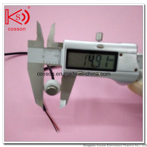 1MHz Aluminum Flow Meter Ultrasonic Sensor pictures & photos